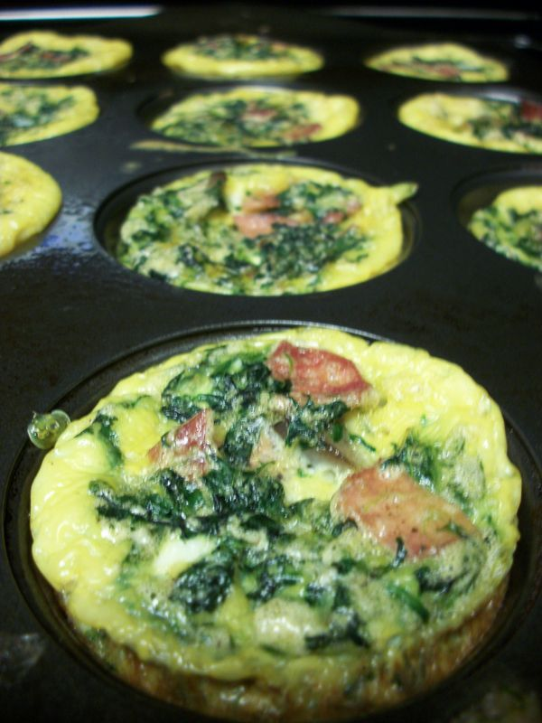 Our Wannabe Chef teaches you how to make omelet muffins, a quick and healthy breakfast choice.
