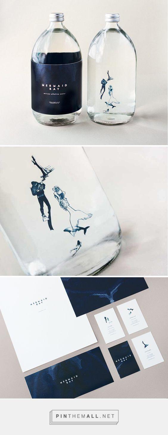 Mermaid Bay Branding by Lucy Han | Fivestar Branding – Design and Branding Agency & Inspiration Gallery