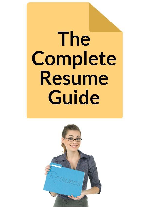 Přes 25 nejlepších nápadů na téma Resume Helper na Pinterestu - complete resume