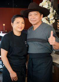 "Amarillo Magazine Online | East Meets West - Young Sushi ""Rocks!"" Jariya and Young Phixaysavath"