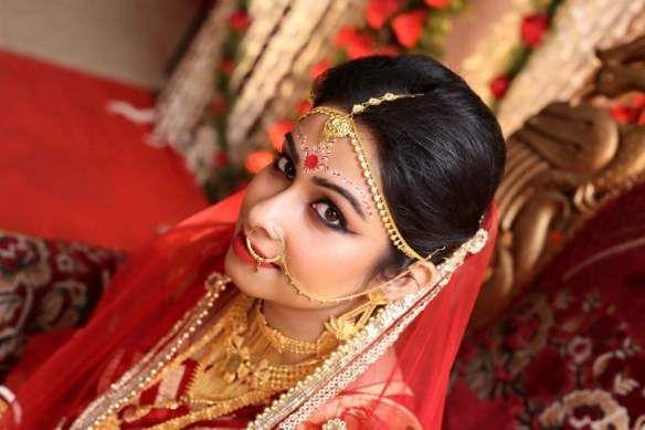 #Bengali #bridal #bride #wedding #Bengal #India #Indian