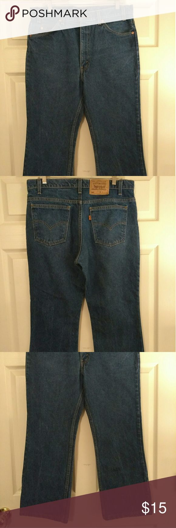 LEVIS 517 JEANS SZ. 36X30 Excellent condition. Waist 36 and 30 length Levi's Jeans Relaxed