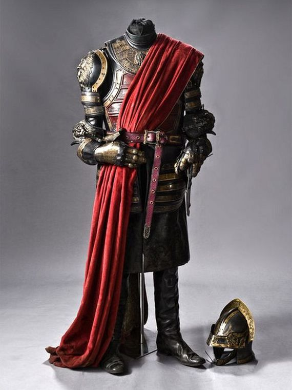 Img Lannister Armor Game Of Thrones Costumes Armor Concept