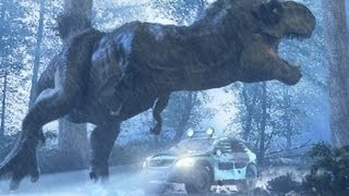 Breaking News about Jurassic Park 4