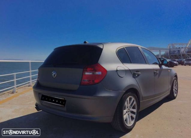 BMW 120 preços usados