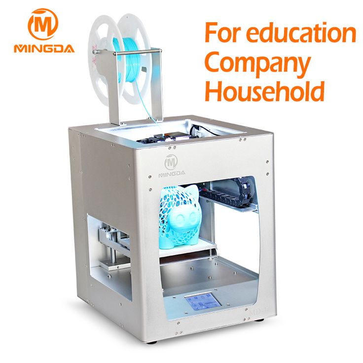 MINGDA 160x160x160mm MD-16 3D Printer Desktop Education 3D Printer on Sale for LAST ONE WEEK