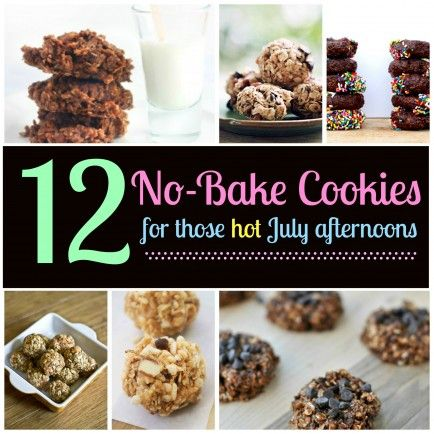 12 No Bake Cookies to Whip Up This Summer