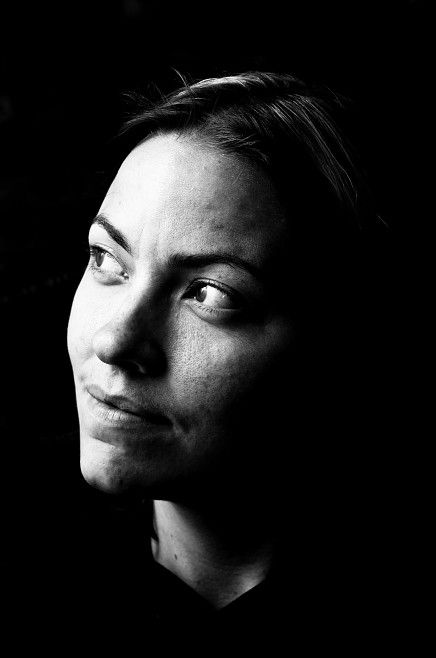 High Contrast Portrait - JPG Photos
