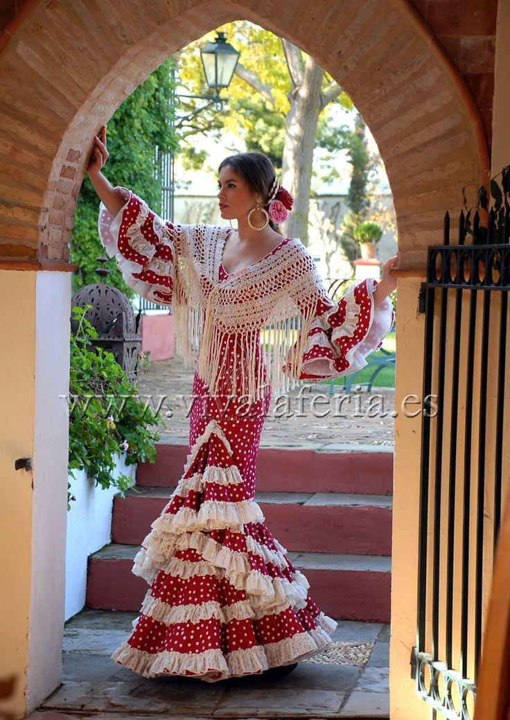 Modelo Romero www.vivalaferia.es