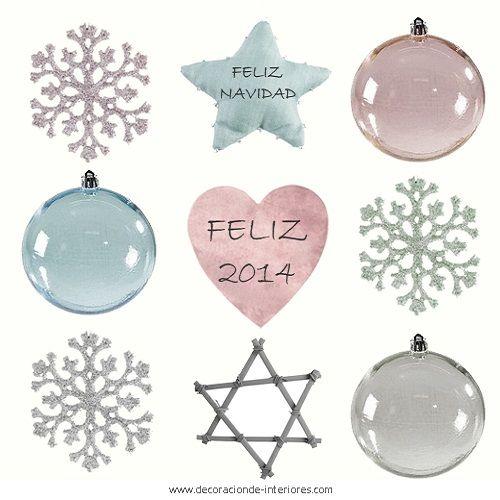 ¡Feliz Navidad y Feliz 2014! ★ ♥ ★ We wish you a Merry Christmas and a Happy New Year!