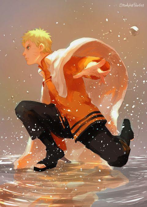 O melhor... Não tem Porra de Boruto aqui não... Naruto porra