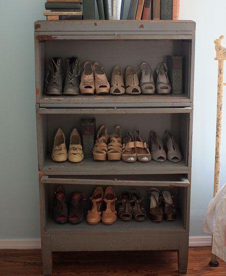 Click Pic For 32 Diy Shoe Organizer Ideas Repurposed