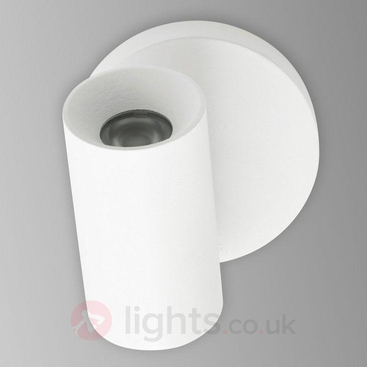 Bart - white LED ceiling or wall spotlight