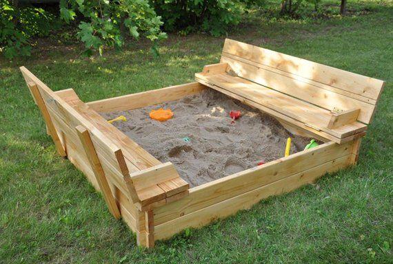 Playground Plan Sandbox Plan Sand Box Plan Sandbox With Bench Plan Outdoor Playground Equipment Plan Kids Sandbox Plan Sand Box Plan Kids Sandbox Sandbox Plans Outdoor Playground