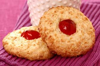 Coconut cookies recipe recipe - goodtoknow