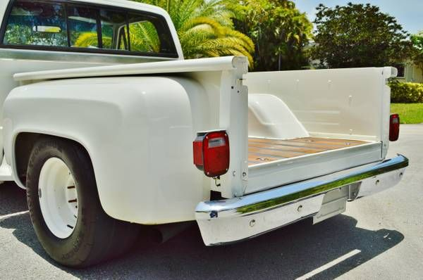1987 GMC Sierra 1500 Classic StepSide | SHOW TRUCK FRAME OFF RESTORED | Bowtie Nation ...