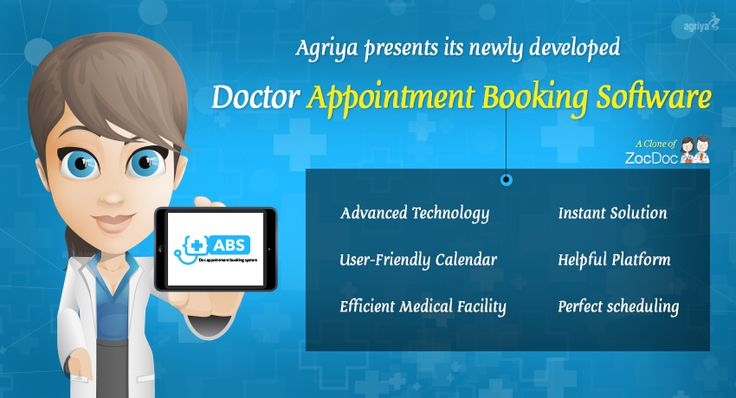 Agriya Presents its Newly Developed Doctor Appointment Booking Software