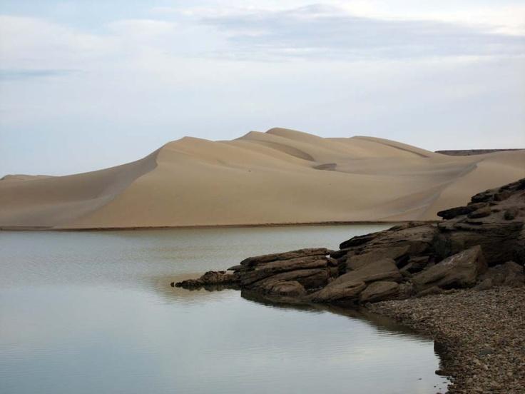Oued Chbiki, Western Sahara, Africa 2006