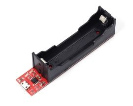 18650 Charger Module 4.2V Lithium Battery Charger with Cable