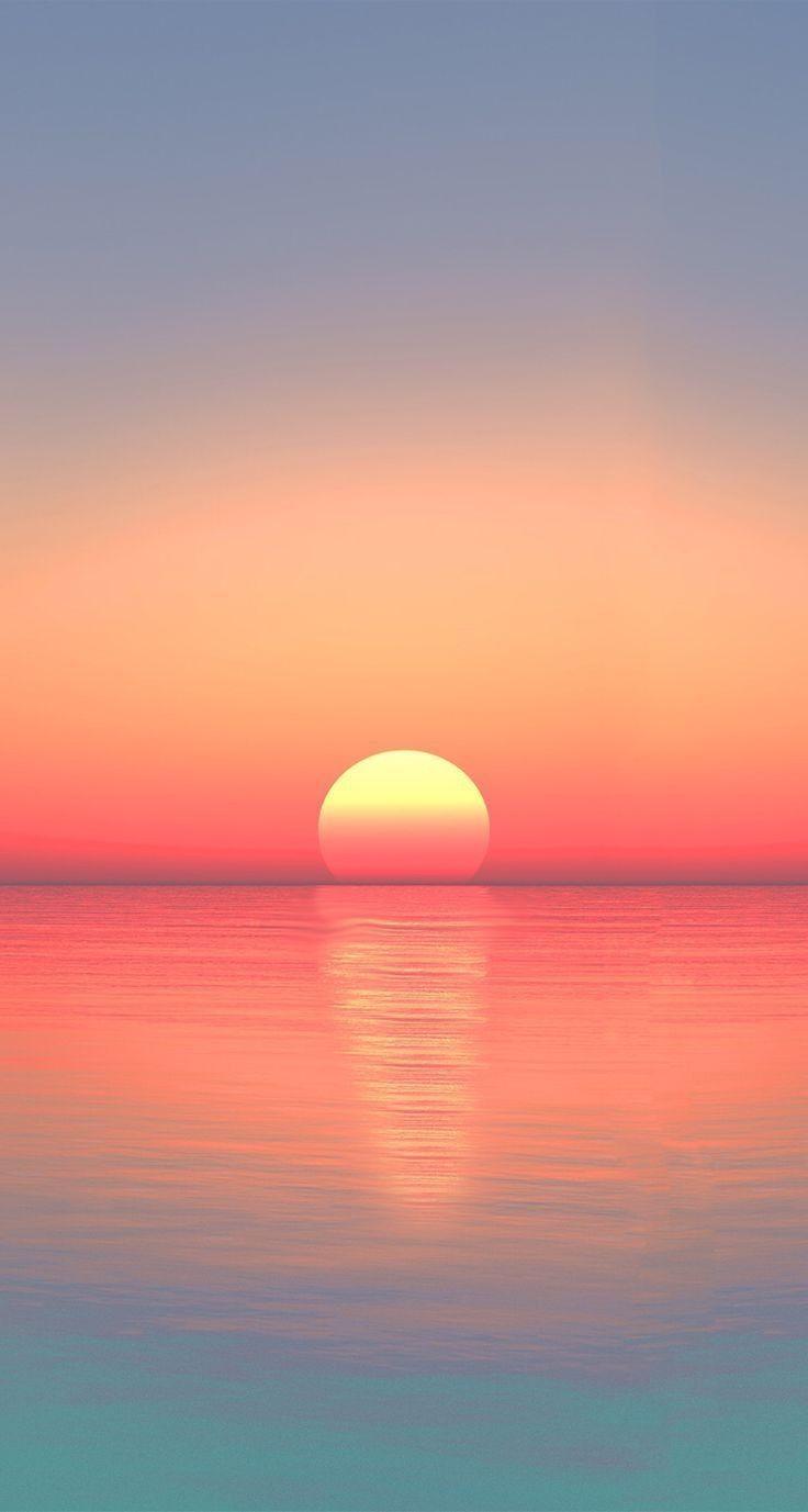 wallpaper aesthetic sunset wallpaper landscape