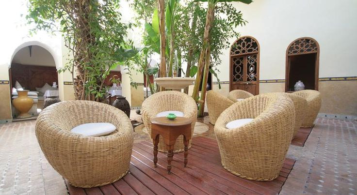 Spa Riad Dar El Aila, Marrakech, Morocco - Booking.com