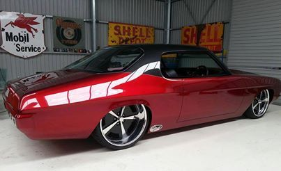 Holden HQ Monaro