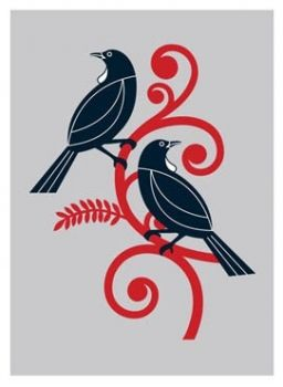 Two Tui by Greg Straight