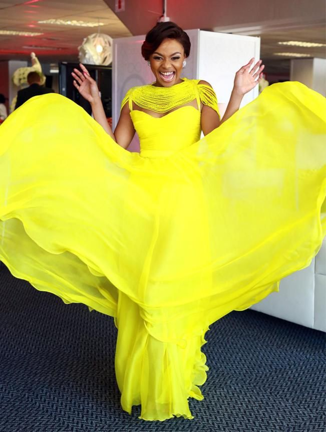 We all have failed at some point in our lives, and one can never get to be successful without failure. Bonang Matheba knows that all too well.