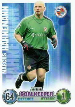 2007-08 Topps Premier League Match Attax #241 Marcus Hahnemann Front
