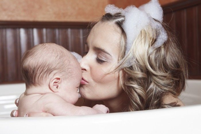 Гигиена девочки от рождения до подросткового периода