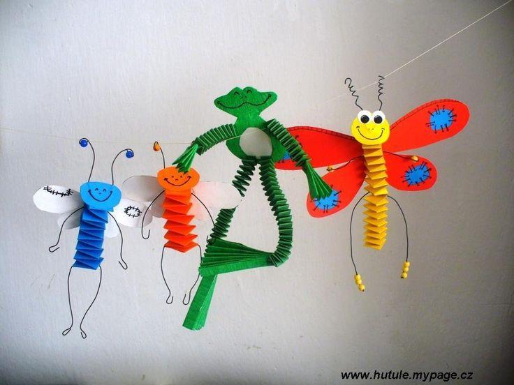 tvoření s dětmi zvířátka - Hledat Googlem
