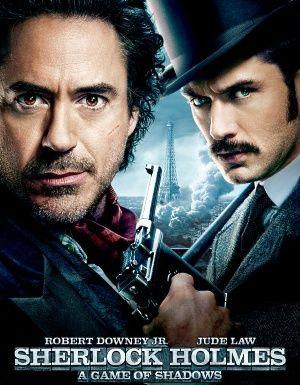 Шерлок Холмс: Игра теней / Sherlock Holmes: A Game of Shadows (2011) BDRip  После приключений, в результате которых Шерлоку стало известно что за всей деятельностью Ирэн стоял доктор Мориарти, наш герой решил взяться за него всерьёз. И даже предстоящая свадьба друга и бывшего сожителя Джона Ватсона не остановит деятельность Холмса когда Мориарти начнёт свою бурную деятельность начинающуюся  с нескольких громких терактов. Сопутешественницей в этот раз будет некая цыганка ищущая своего брата…