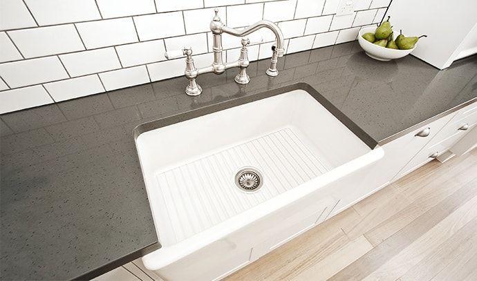 17 best ideas about butler sink on pinterest belfast sink double farmhouse sink and kitchen sinks - Butler kitchen sinks ...