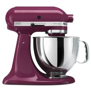 Purple #Kitchenaid Mixer