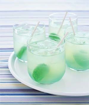 Lollipops as Cocktail Stirriers - Look for traditional lollipops in colors that complement your drinks. Lime-flavored stirrers give vodka tonics an extra burst of flavor. It's an inner-child twist to a distinctly grown-up beverage (and fodder for cocktail-party small talk).: Cocktails Stirrers, Old Things, Summer Entertainment, Color, Small Talk, Drinks Stirrers, Cute Ideas, Great Ideas, Lollipops