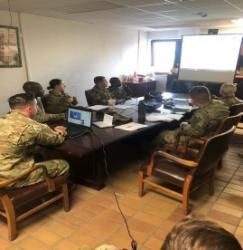 Support Squadron conducts GCSS-Army training