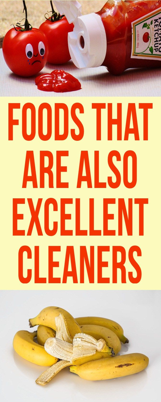 foods that are cleaners