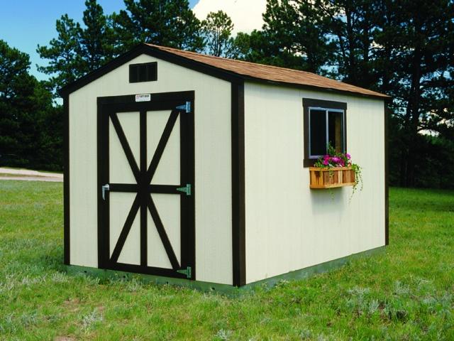 Premier Ranch (8x12) By TUFF SHED Storage Buildings U0026 Garages, Via Flickr |  Back Deck U0026 Patio | Pinterest | Storage Buildings, Storage And Deck Patio