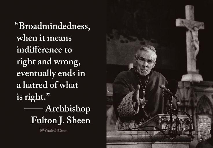 "the philosophy of pleasure fulton john sheen St john the evangelist church study guide  according to fulton sheen, ""you  put no more hope in things than they can  chapter 2 – philosophy of pleasure."