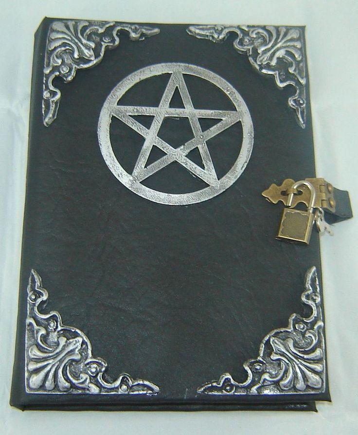 Livro das Sombras pentagrama cod.225