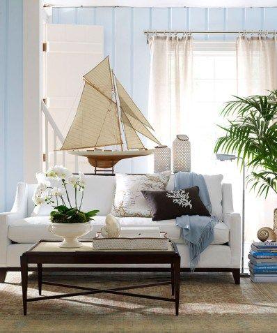 Decorative Ship Models Coastal Decor Beach Cottage