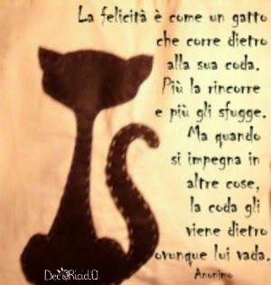Decoriciclo la felicit e la coda del gatto gatti for La coda del gatto