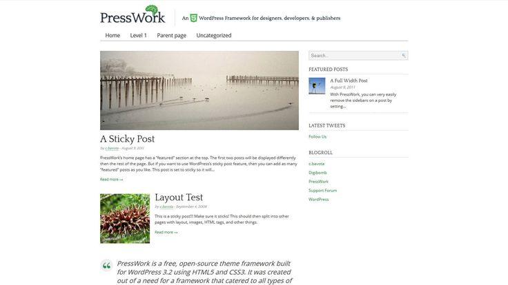 PressWork WP-Theme - Download: http://wordpress.org/extend/themes/presswork