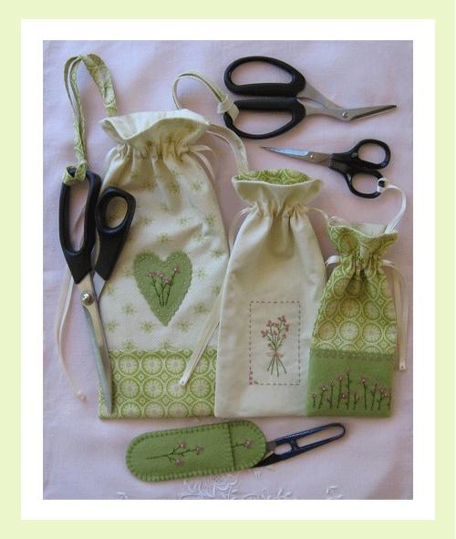 Scissor Essentials:  Marg Low Designs