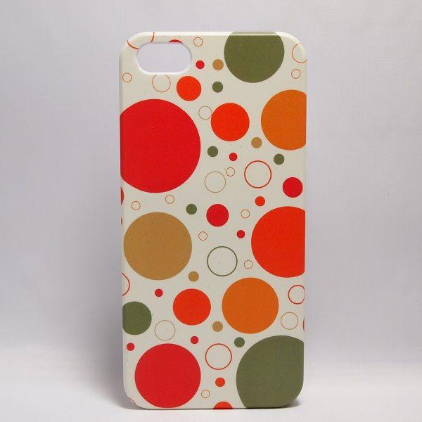 iPhone5s/5 ケース 北欧スタイルプリント ファンシーバブル【in CUTOUT 】【 メール便送料無料】 (アイフォン/ケース/カバー/クリスマス/北欧/Nordic/楽天/通販/エアージェイ)【楽天市場】