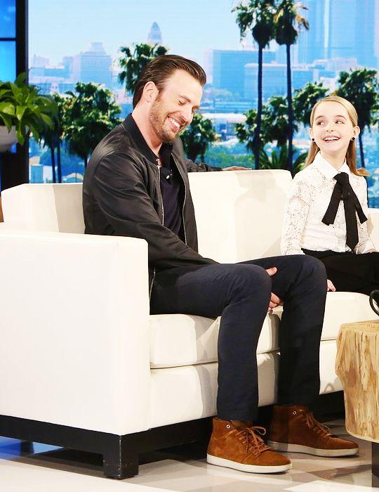 The Ellen Show  (April 3rd, 2017)