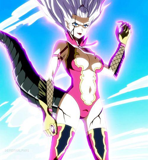 Fairy Tail Mira | Fairy Tail #Satan Soul #Mirajane #Mira Jane