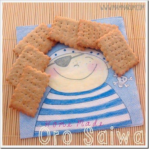 Mammarum: Biscotti Oro Saiwa fatti in casa