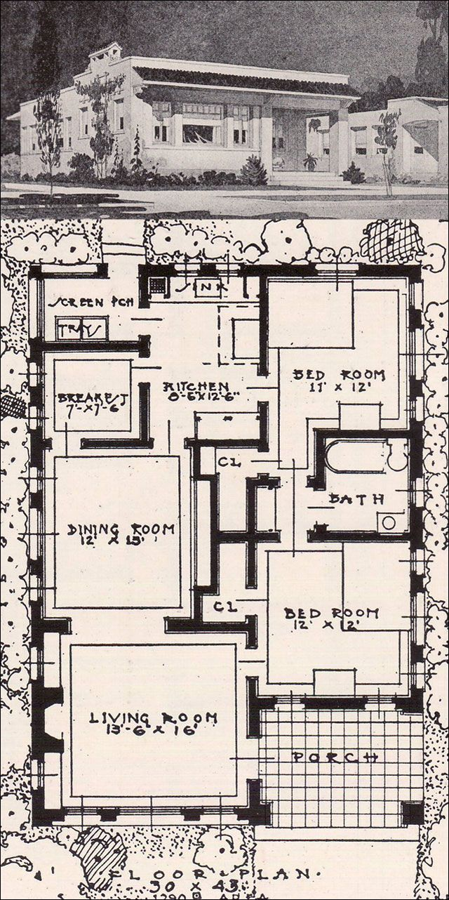 1000 images about spanish colonial mission revival homes for Spanish colonial floor plans