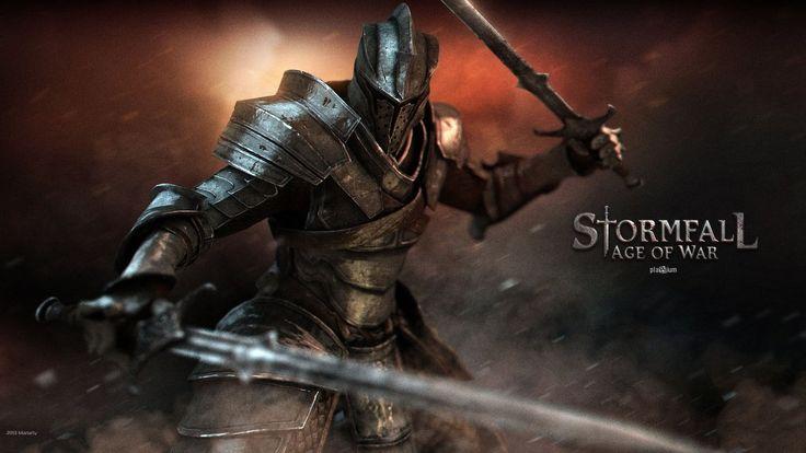 Con il gioco gratis di strategia online Stormfall: Age of War potrai guidare il tuo esercito alla conquista del trono. Puoi giocare dopo la registrazione